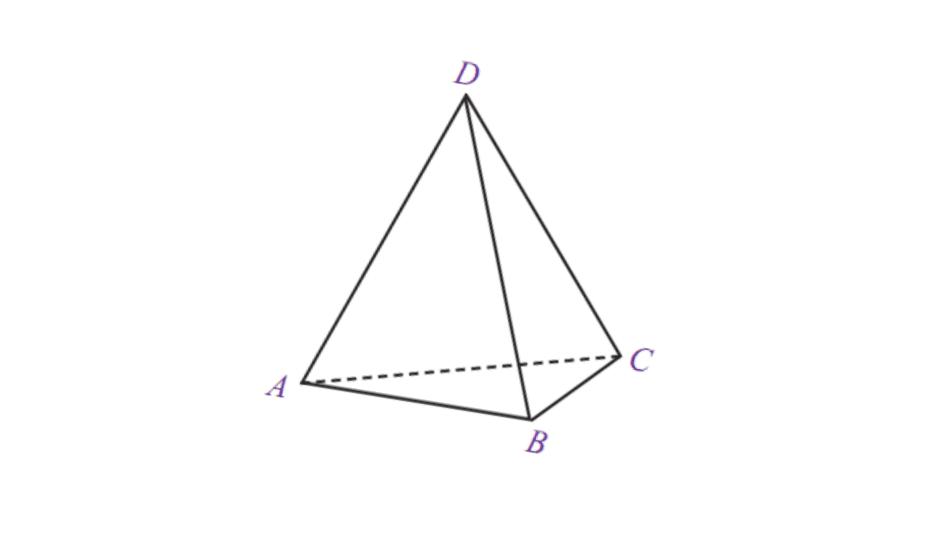 Rumus bangun ruang limas segitiga