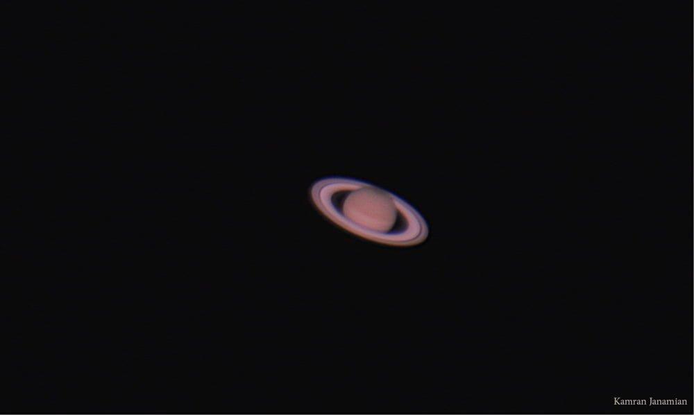 Peristiwa langit oposisi Saturnus