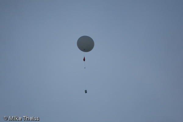 cara memprediksi cuaca dengan balon cuaca