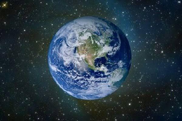 Planet bumi di tata surya yang kita tempati