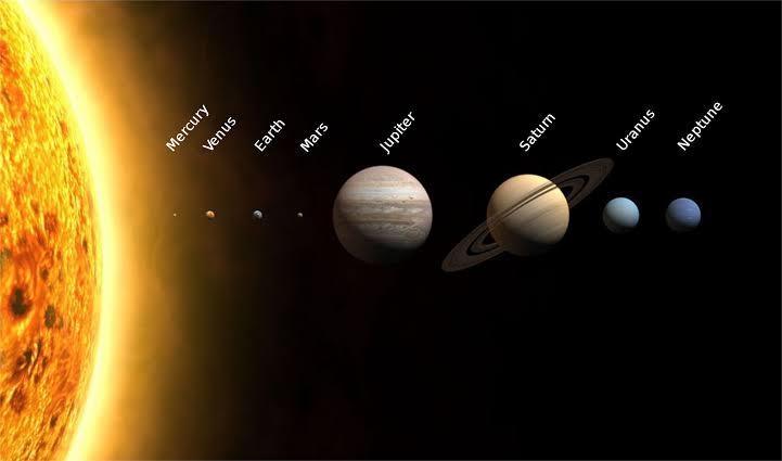 Sistem tata surya kita