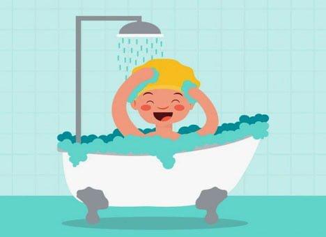 niat mandi haid