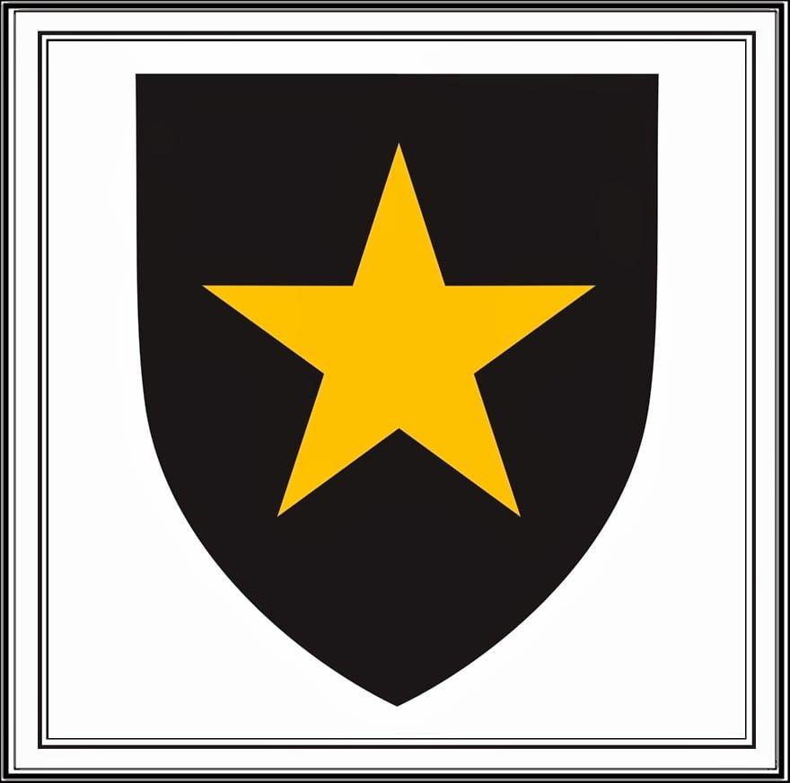 lambang bintang emas