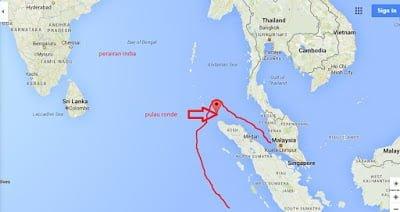 batas wilayah indonesia bagian barat
