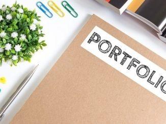 contoh portfolio