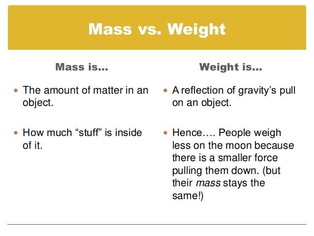 perbedaan massa jenis dan massa benda