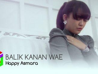 Chord Balik Kanan Wae Happy Asmara