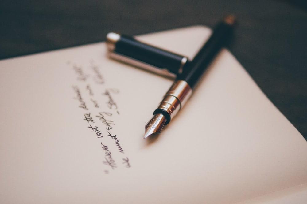 ciri surat dinas