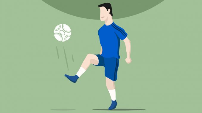Peraturan pemain sepak bola