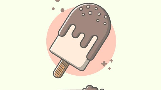 kerajinan dari stik es krim