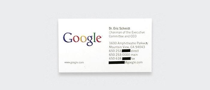 contoh kartu nama
