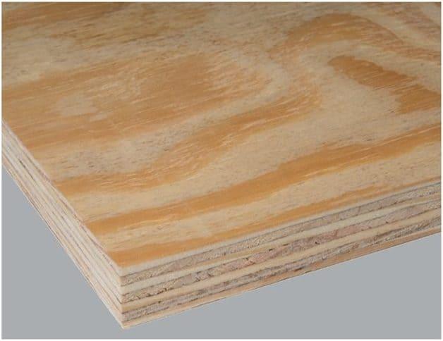 triplek soft wood